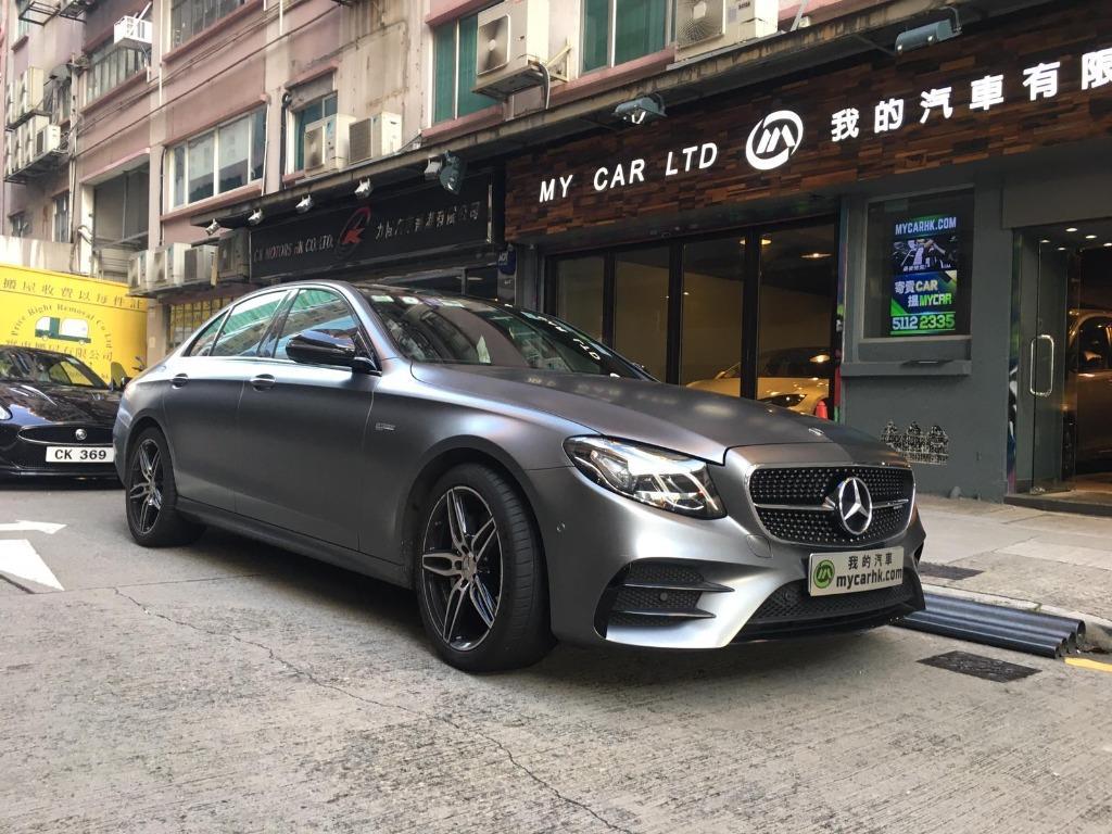 Mercedes-Benz E 43 2017 Auto