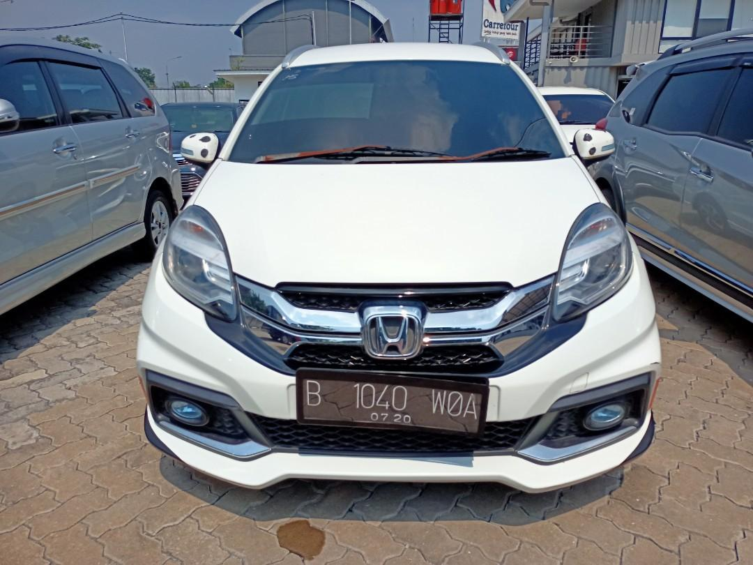 Mobilio RS AT 2015