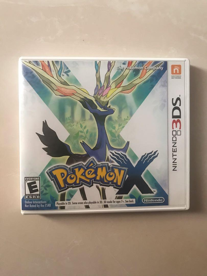 [Nintendo 3DS] Pokemon X, Omega Ruby, Moon