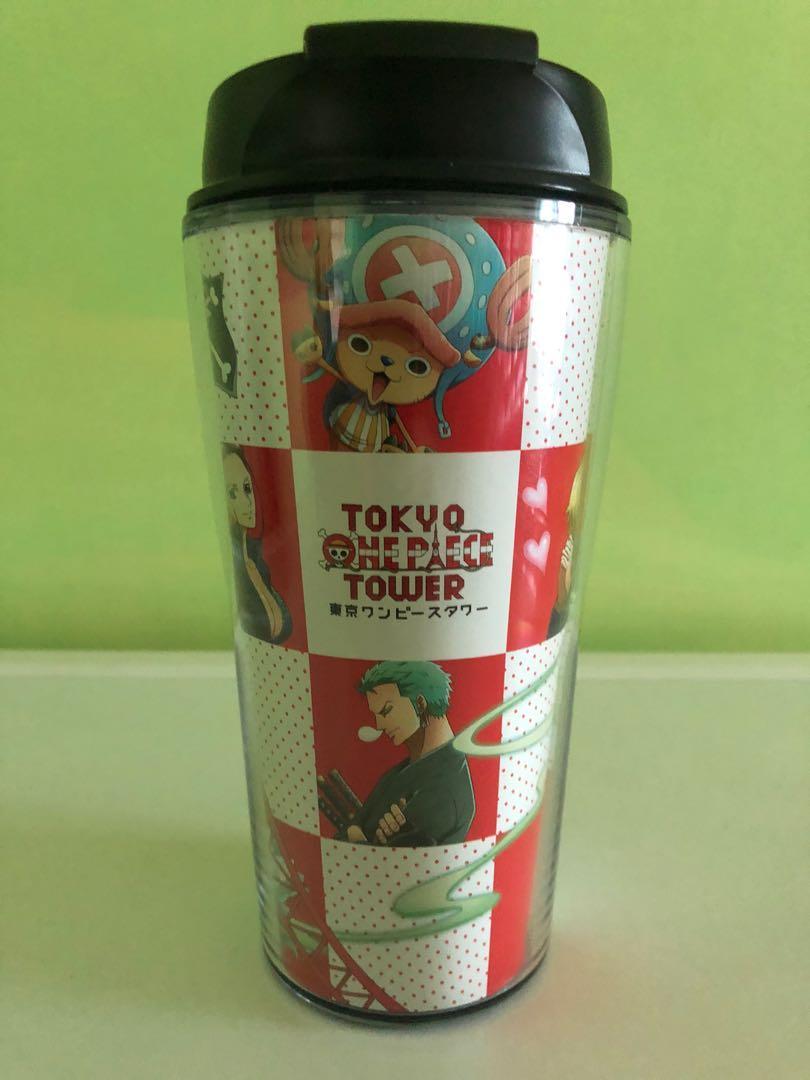 One Piece Tokyo Tower限定版水樽