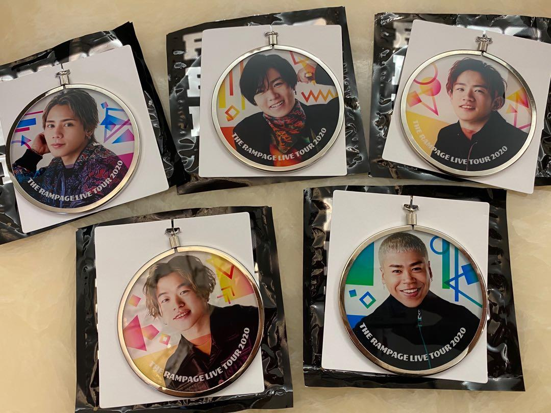 RMPG 2020 真人keyholder THE RAMPAGE from EXILE TRIBE