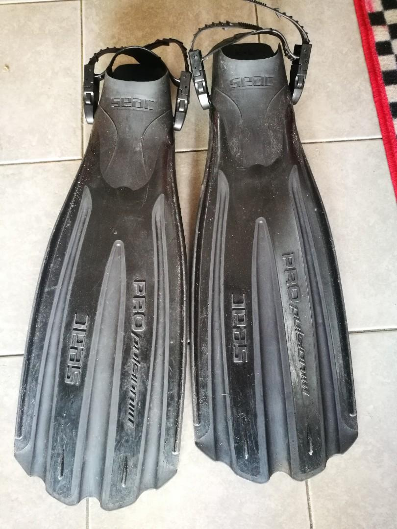 Seac Propulsion Fin Sports Other On Carousell