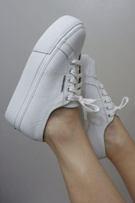 Superga 2790 Nappa Leather Sneakers in