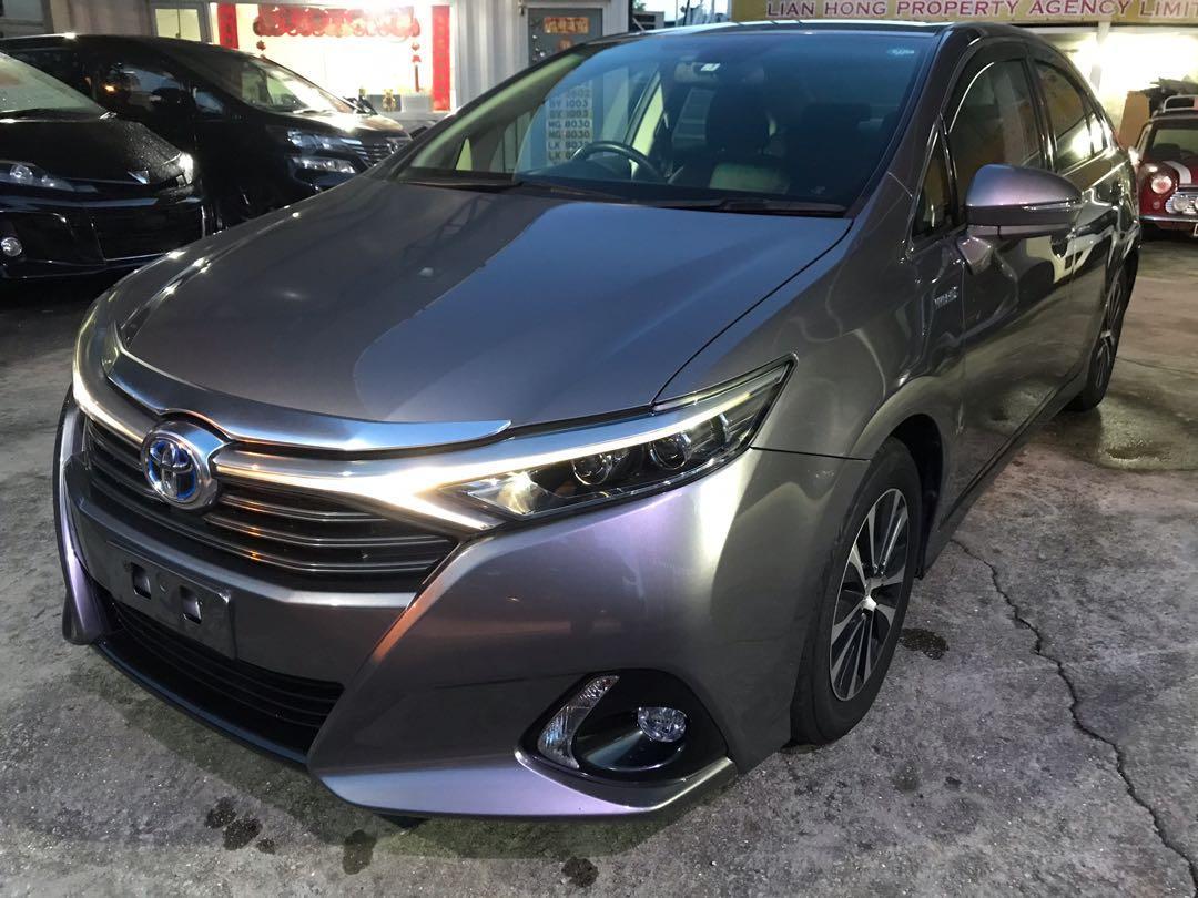 Toyota Sai 2.4 Hybrid (A)