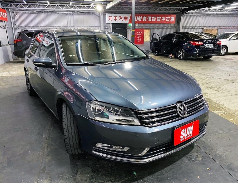 2012 總代理 Volkswagen 福斯 Passat 1.8T SI 汽油頂級版
