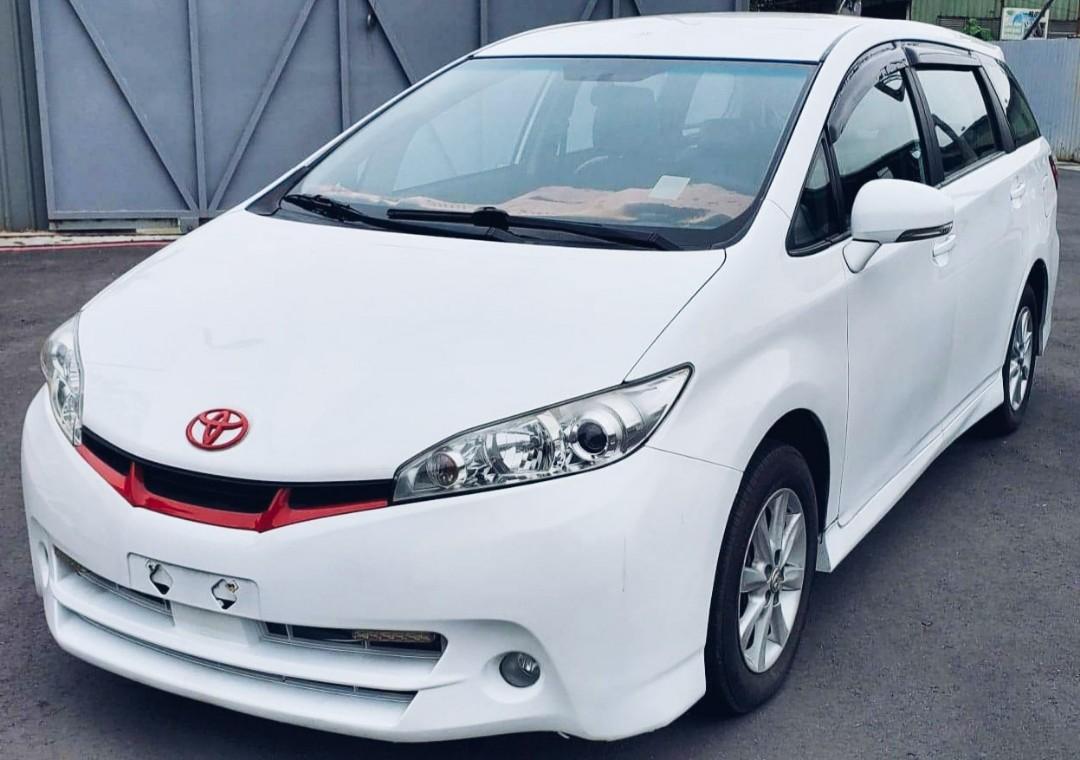 2012年【Toyota Wish】⚠️清倉 ⚠️便宜賣  絕對好車 現場可試開