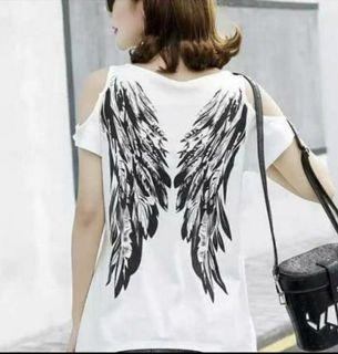 韓版韓流翅膀上衣