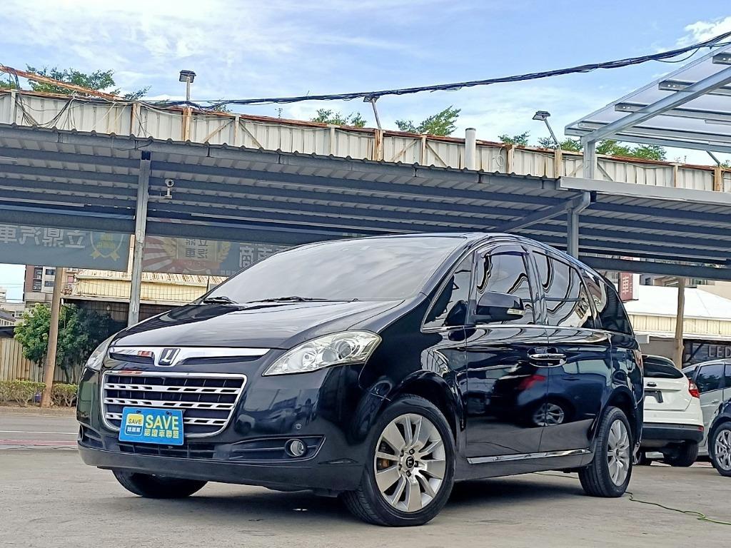 正七人座休旅車 2010年 納智傑 7 MPV 2.2 賺錢工作 放假出遊 兩用車 可全貸 超貸十萬以上 讓你有車開有錢