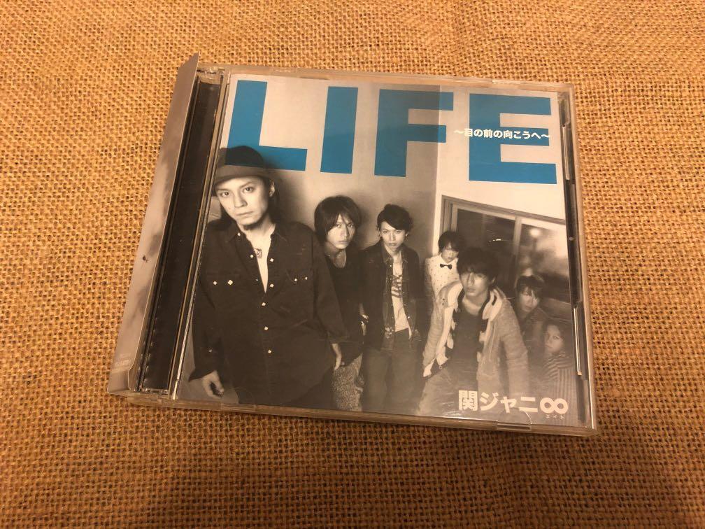 関ジャニ∞ LIFE~目の前の向こうへ~(CD*DVD)