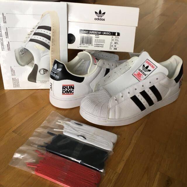Adidas Superstar 35th Anniversary Music