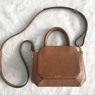 Aritzia Auxiliary Mini Bega Satchel Bag