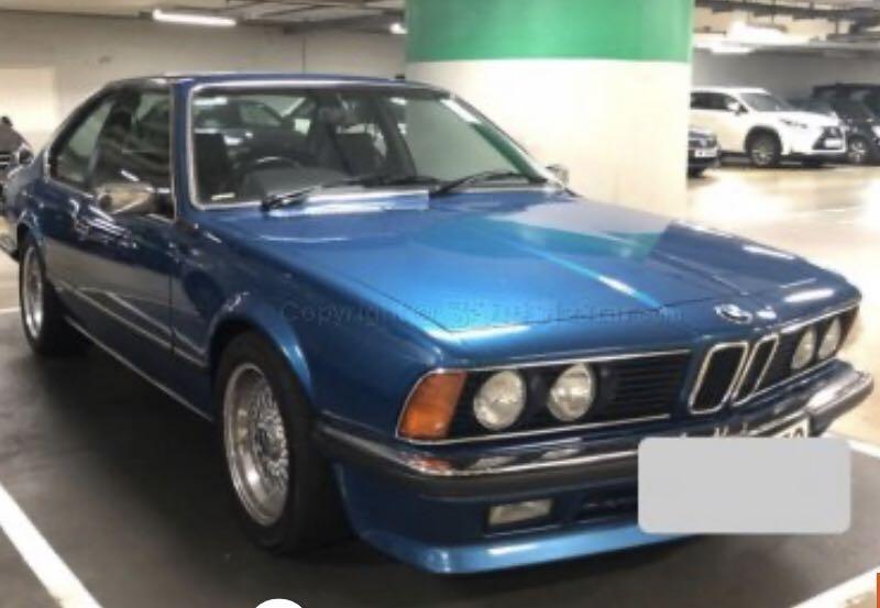 BMW 635csi E24 Auto