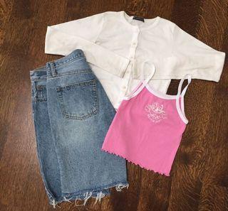brandy melville outfit bundle