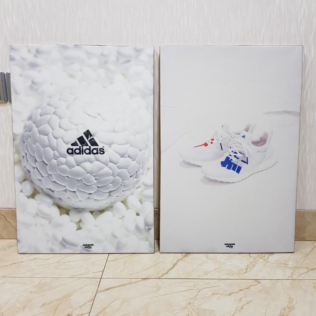 Canvas Poster Adidas