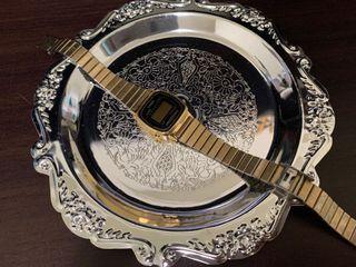 Casio 卡西歐復古金屬錶