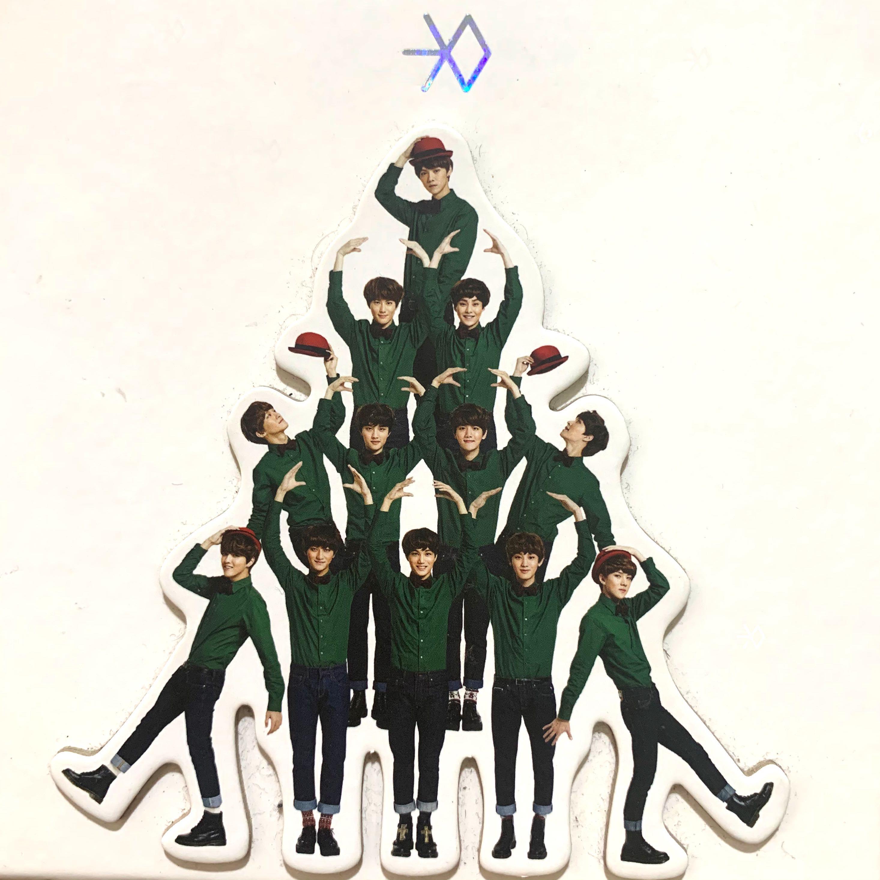 EXO12人專輯