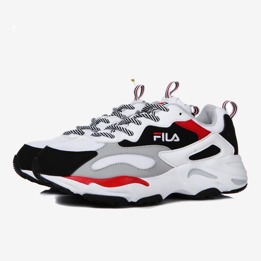 Fila Ray Tracer Sneakers, Women's