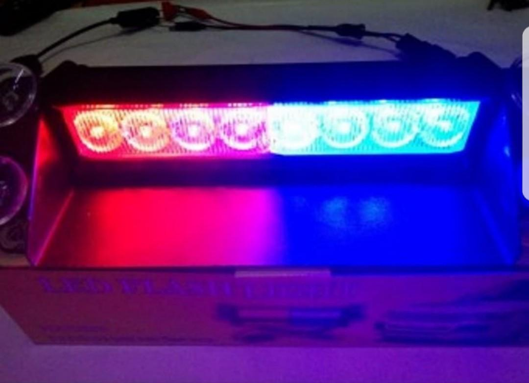 Flashing Warning LED(Strobo)12v