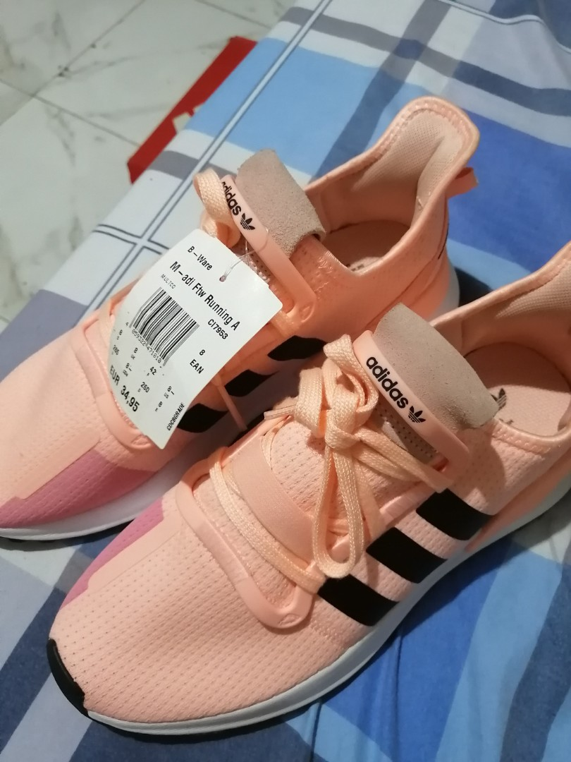 vitalidad sistema insecto  FOR SALE ADIDAS M-ADI FTW RUNNING, Women's Fashion, Shoes, Sneakers on  Carousell