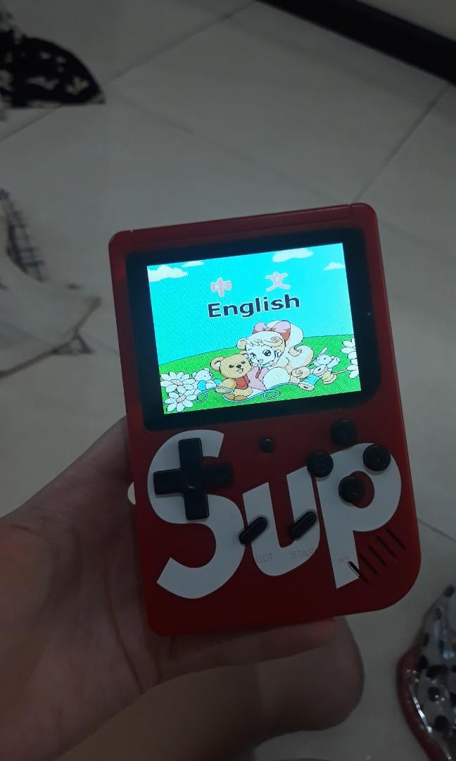 Gameboy SUP Classic Game console