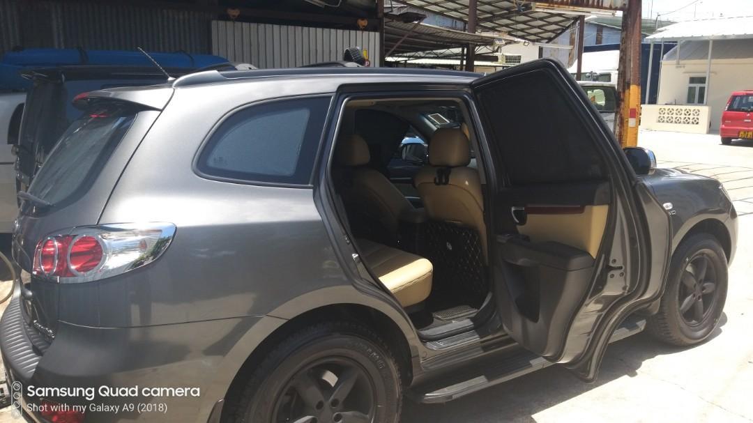 Hyundai Santa Fe 2.7 Auto
