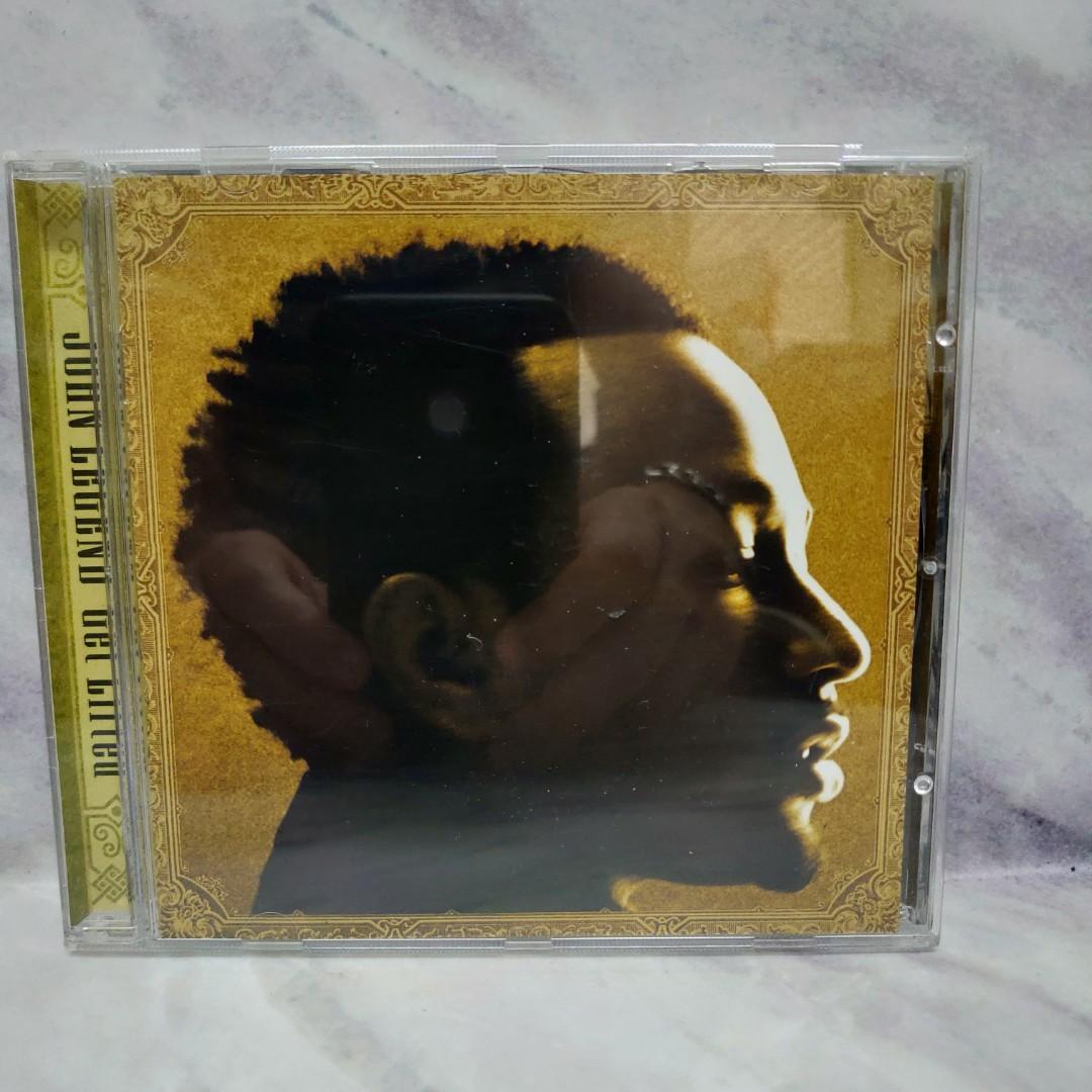 John Legend - Get Lifted (CD) 約翰傳奇