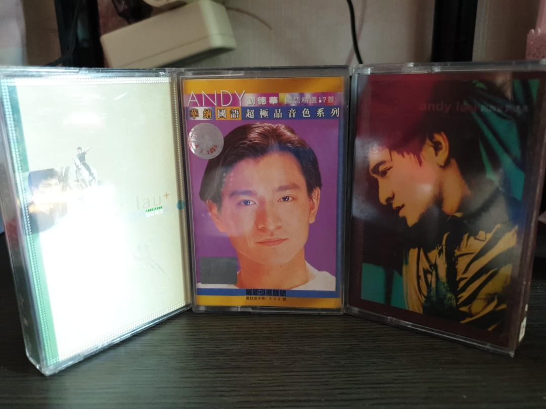 Kaset Andy Lau