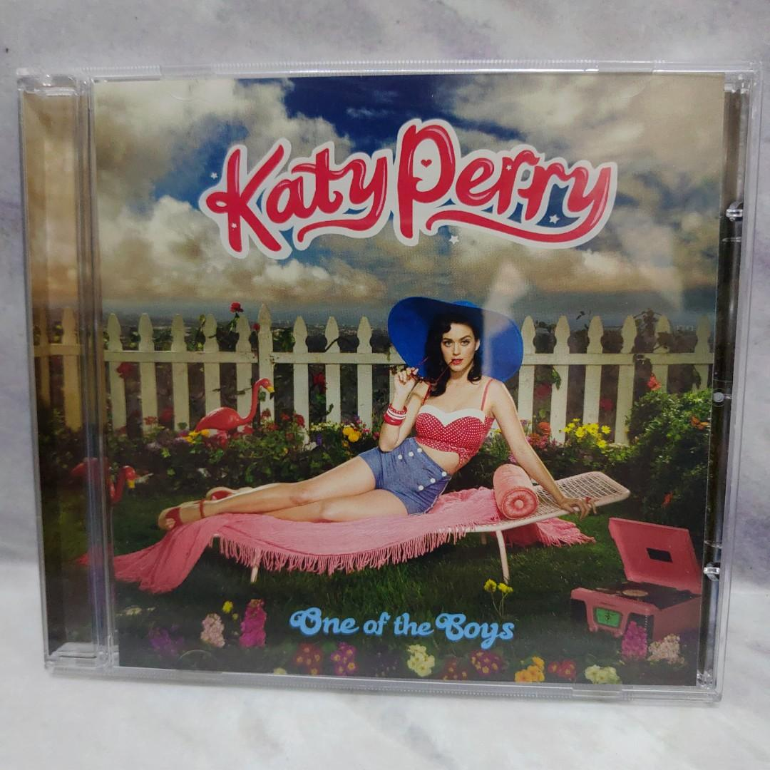 Katy Perry - One of the Boys (CD) 凱蒂佩芮