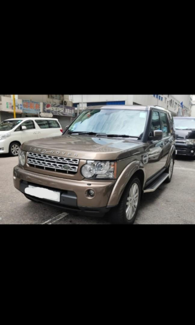 Land Rover Discovery 4 Auto
