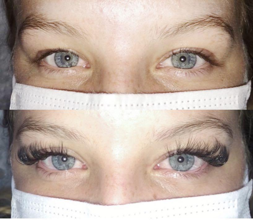 Lash Babes needed for Hybrid Extensions - ONLY $40