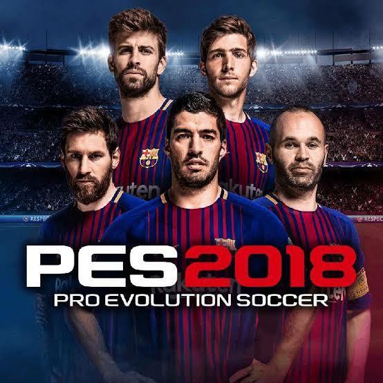 #Nabungyuk PES 2018 FOR PC