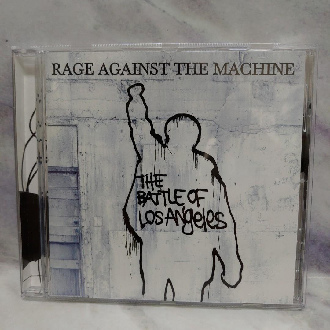 Rage Against The Machine - The Battle of Los Angeles (CD) 討伐體制