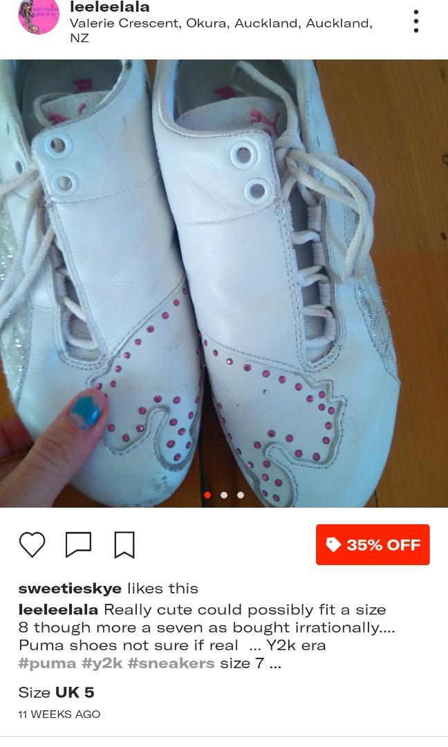 Shoes good condition