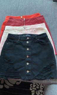 Skirts /back to school sale !!!