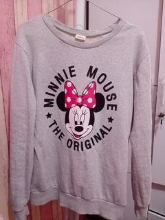 #Ramadansale Sweater Minnie Mouse crewneck