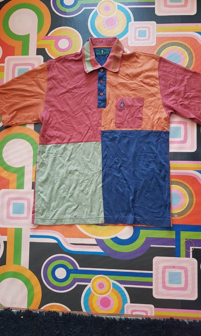 Vintage Austin Reed Shirt Men S Fashion Clothes Tops On Carousell
