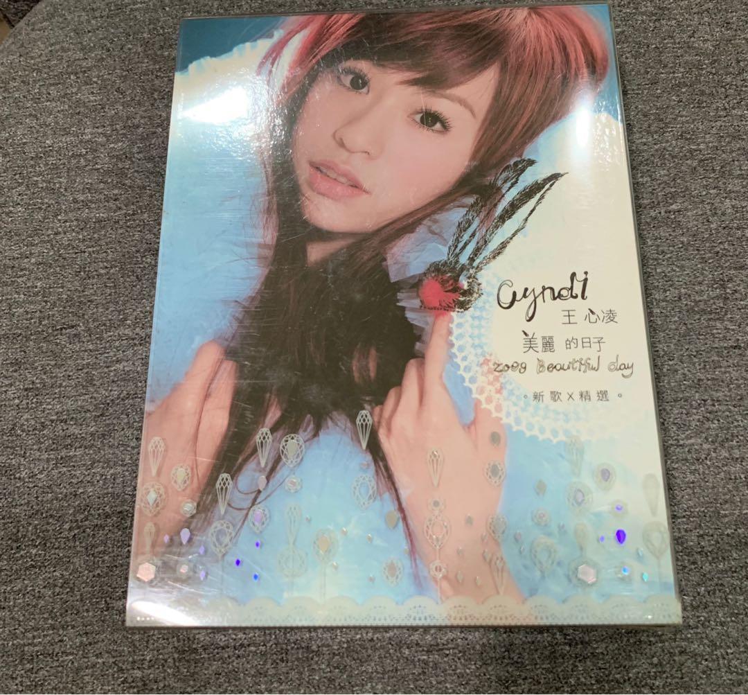 (二手)王心凌2009美麗的日記6CD新歌+精選