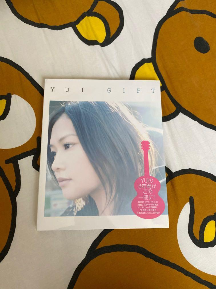 日本直送 YUI 寫真 Gift