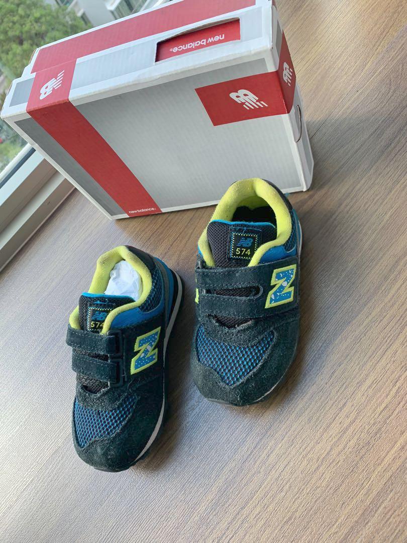 Baby Boy Shoes New Balance, Babies