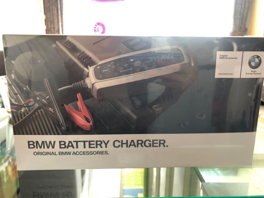 BMW batterry charger original