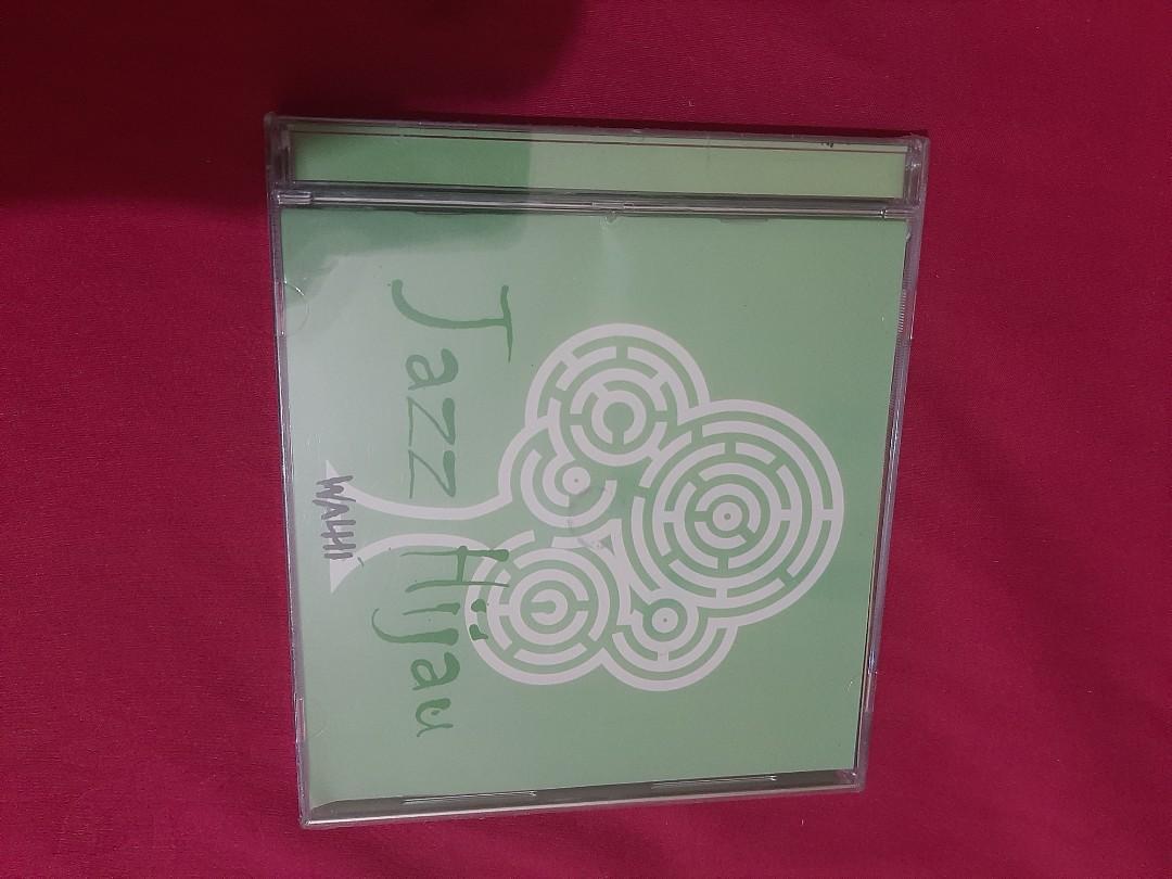 CD Music Walhi edisi Jazz Hijau