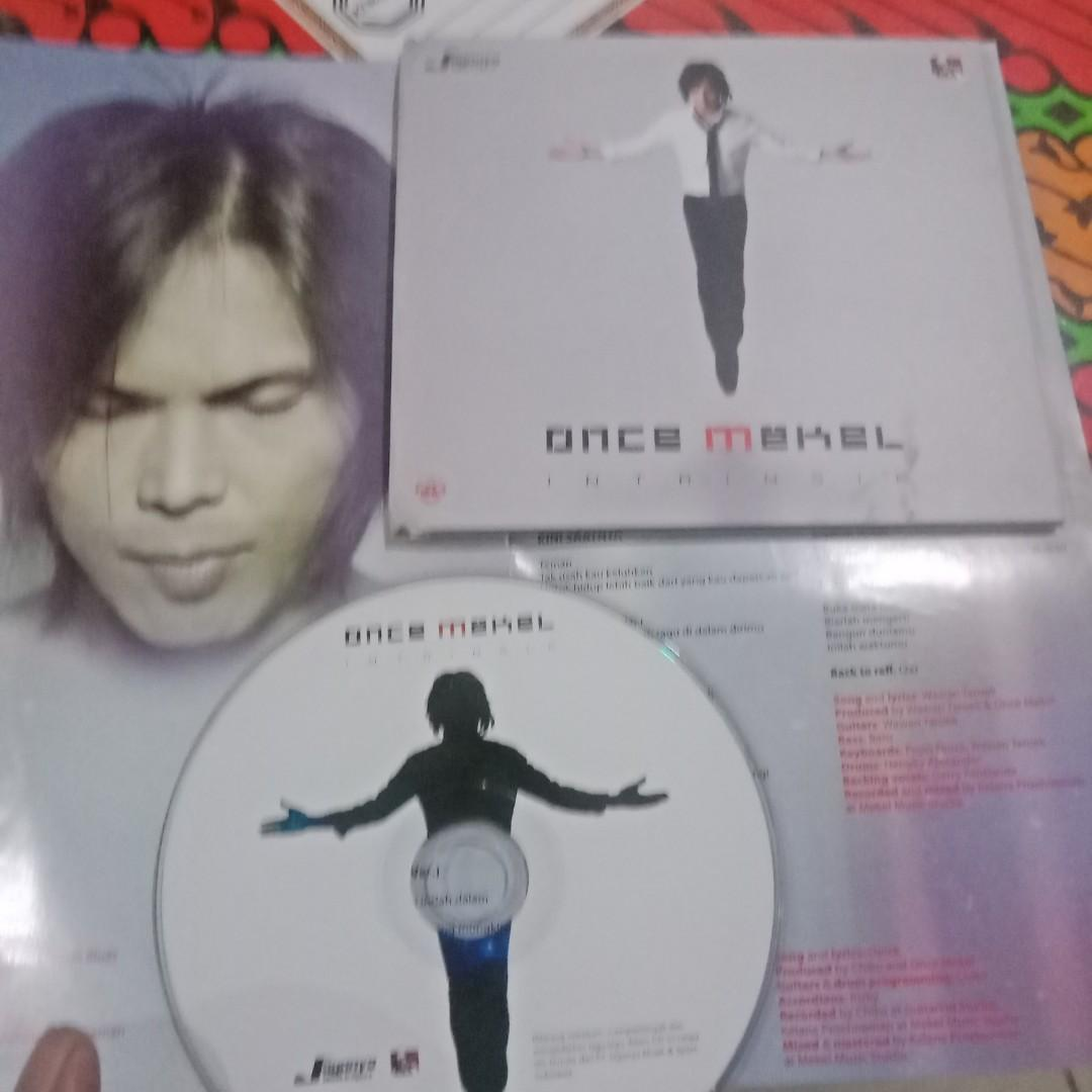 Cd original Once Mekel