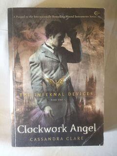CLOCKWORK ANGEL TERJEMAHAN