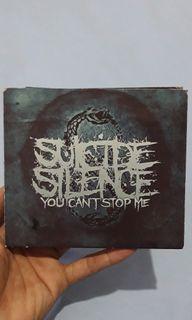 DVD original Suicide silence