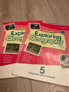 Exploring geography 5