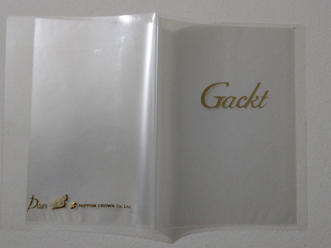 Gackt透明相簿 #stayhomeandwin #MakingTheBest