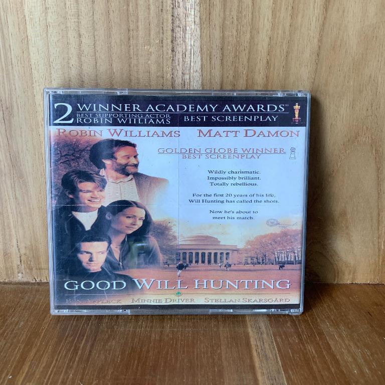 FREE VCD #2 (SELF PICK-UP)