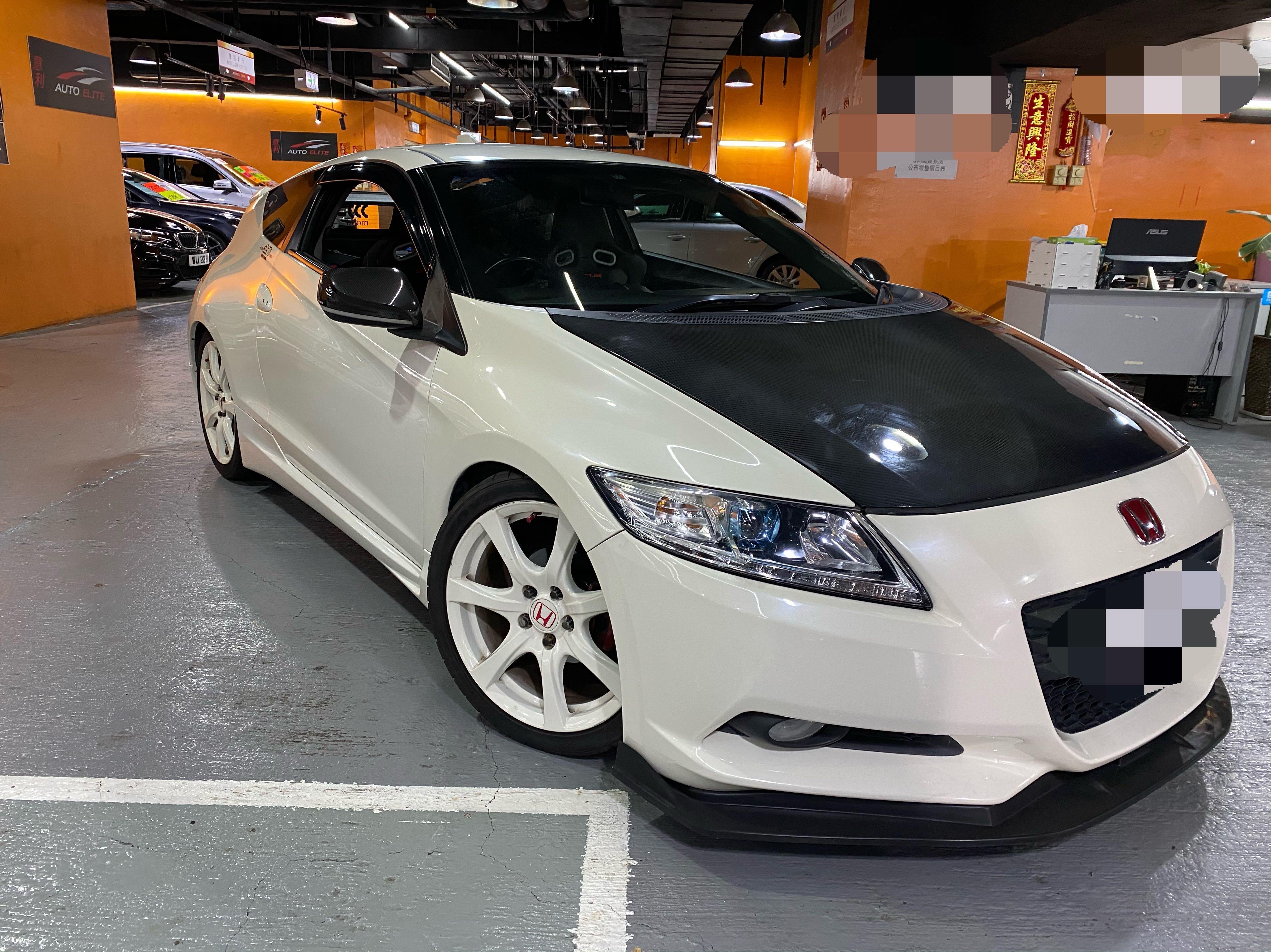 Honda CR-Z 1.5 Hybrid i-VTEC (M)