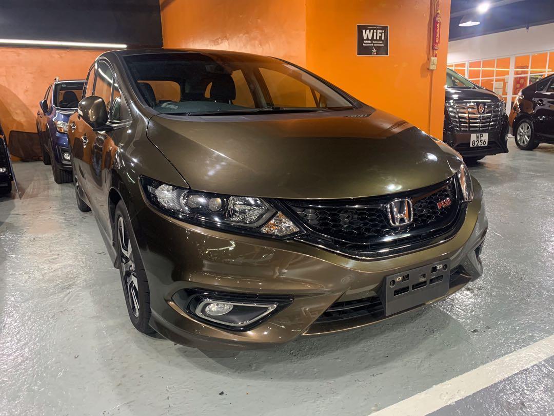 Honda Jade 1.5 RS Auto
