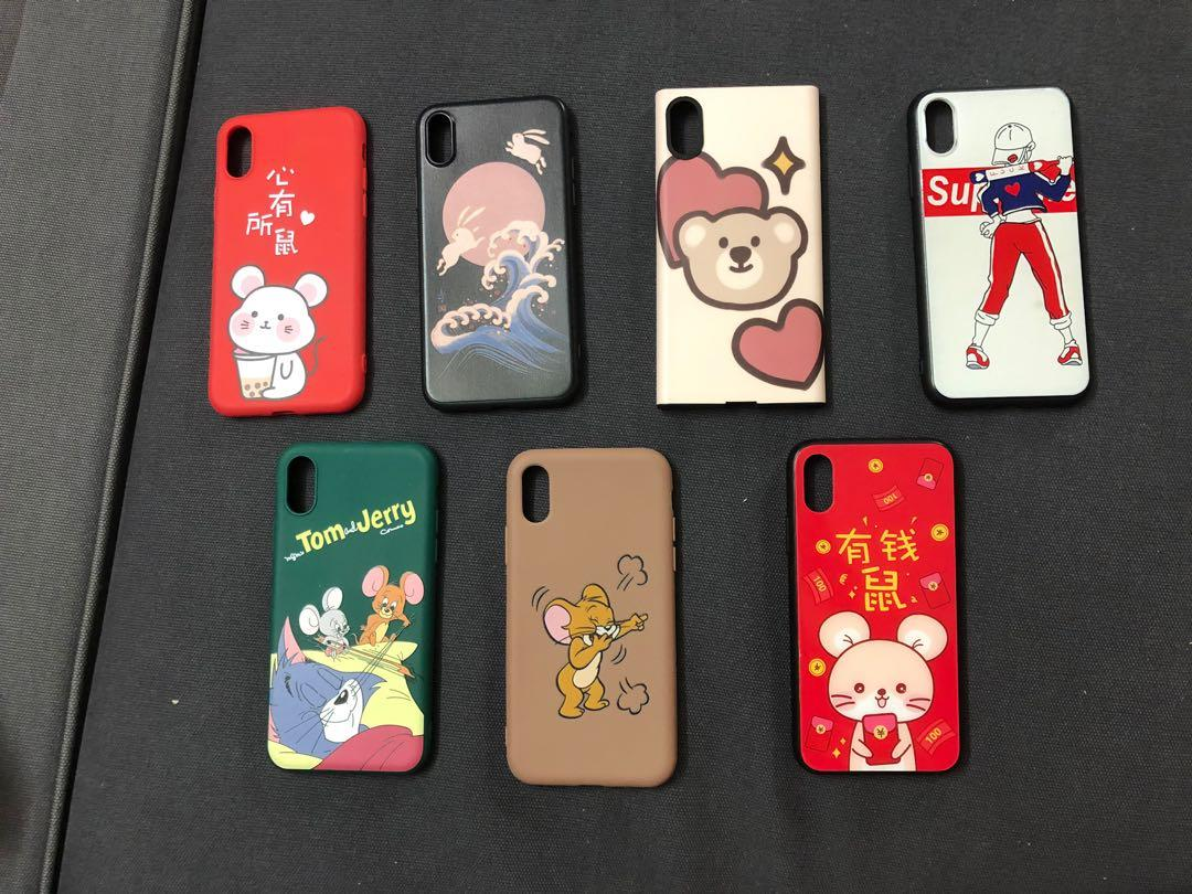 Iphone X Cases $8 For All